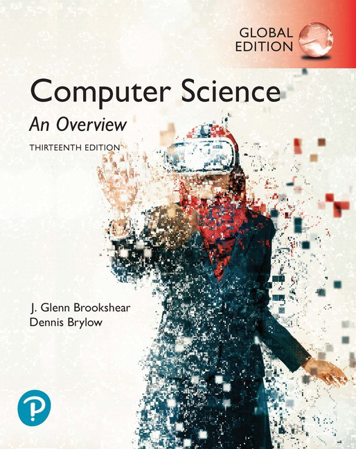 Computer Science: An Overview: Global Edition, 13th Edition