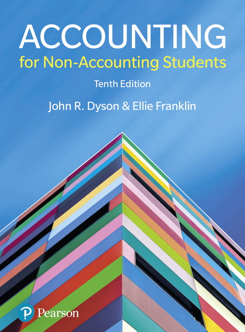 Accounting for Non-Accounting Students 10th Edition, 10th Edition