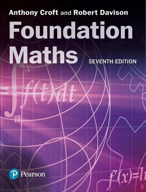 Foundation Maths, 7th Edition