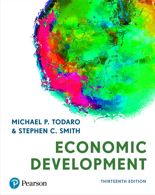 Economic Development, 13th Edition