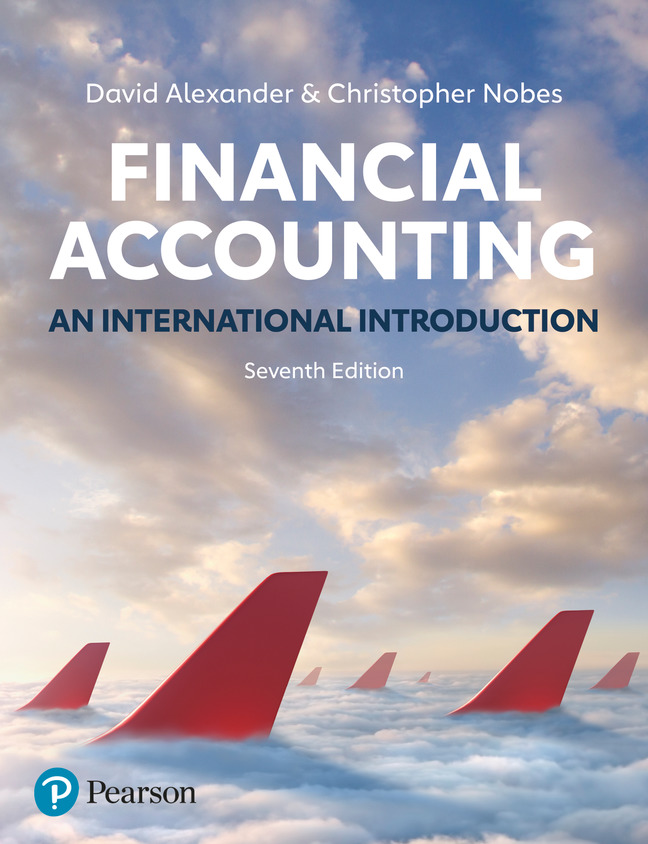 Financial Accounting, 7th Edition: An International Introduction, 7th Edition