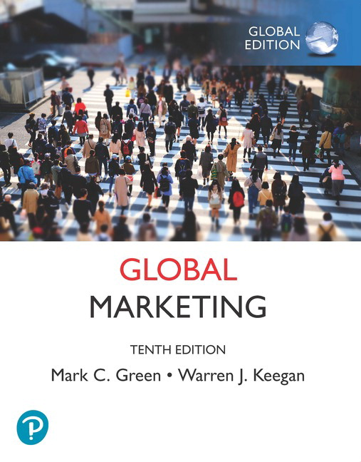 Access Card -- Pearson MyLab Marketing with Pearson eText for Global Marketing, Global Edition