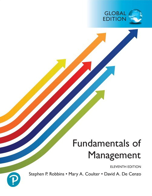 Fundamentals of Management, Global Edition, 11th Edition