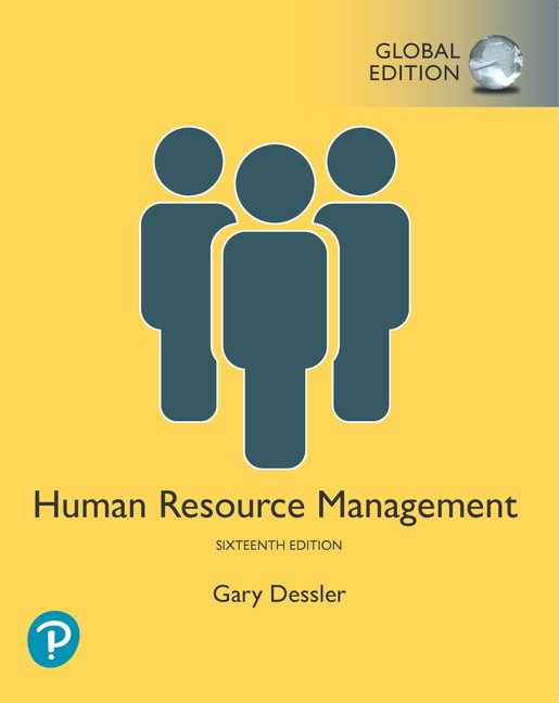 Human Resource Management, Global Edition, 16th Edition