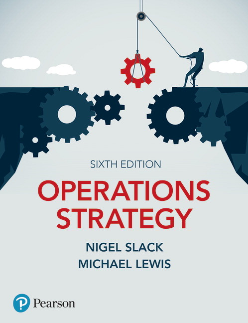 Operations Strategy, 6th Edition