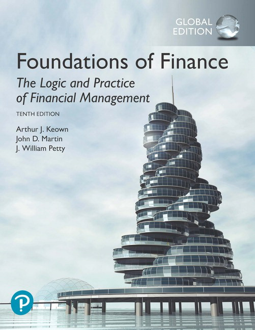 Foundations of Finance, Global Edition, 10th Edition
