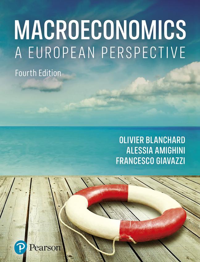 Macroeconomics: A European Perspective, 4/e, 4th Edition