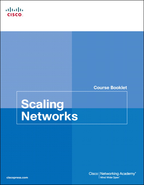 cisco networking academy scaling networks v6 course booklet pearson rh pearson com Lab Instructor Clip Art scaling networks instructor lab manual