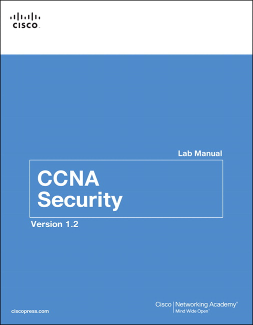 CCNA Security Lab Manual Version 1.2