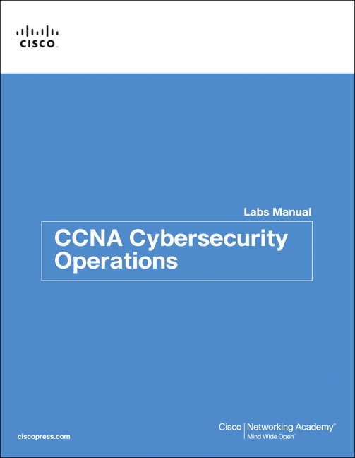cisco networking academy ccna cybersecurity operations lab manual