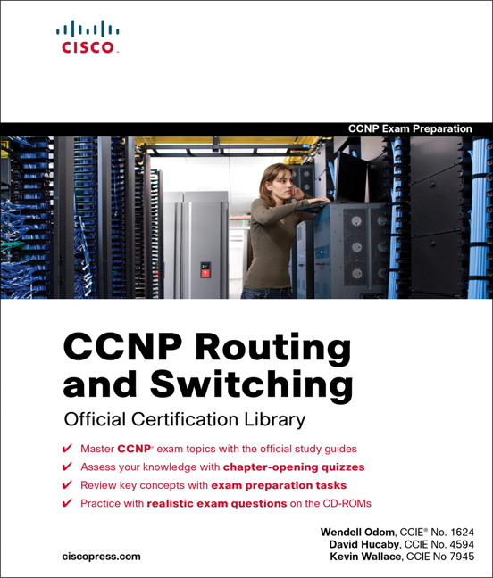 Wallace, Hucaby, Matei & Odom, CCNP Routing and Switching v2