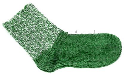 Sock photo