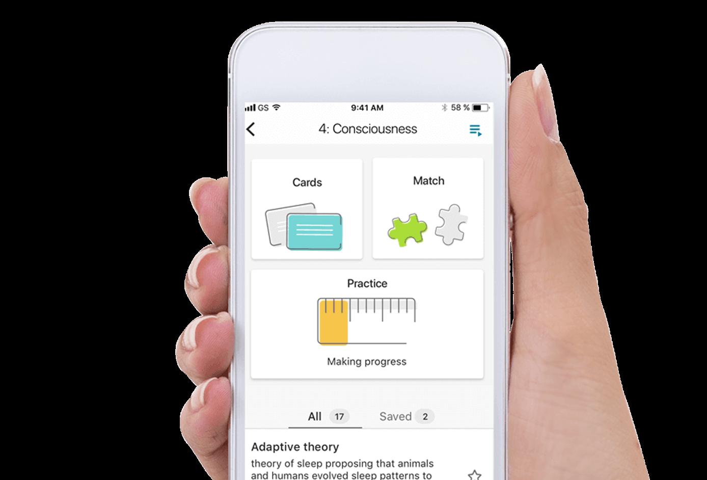 Mobile App   Students   Revel   Pearson