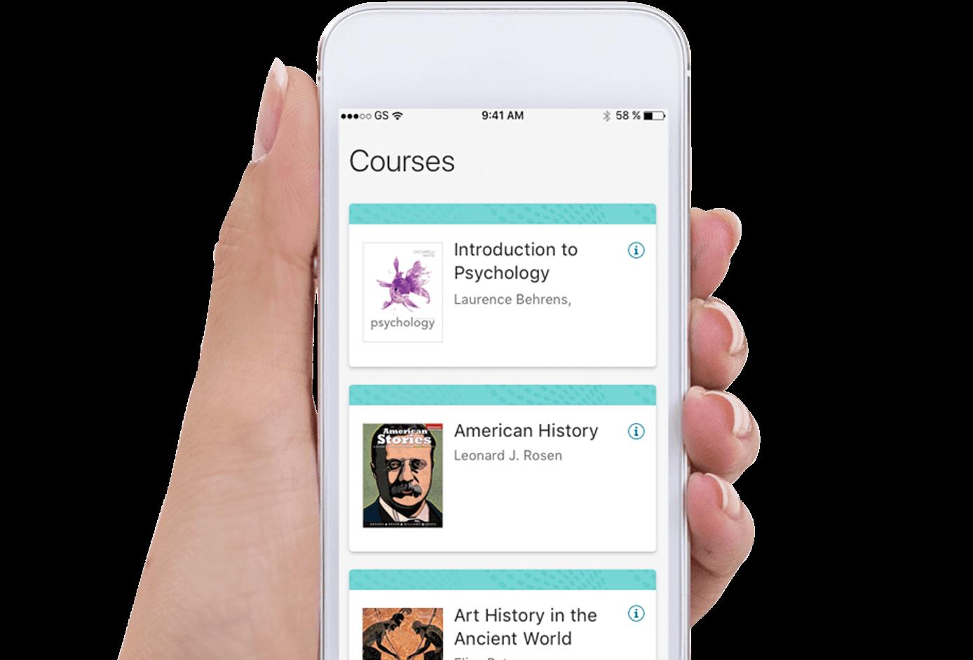 Mobile App | Students | Revel | Pearson